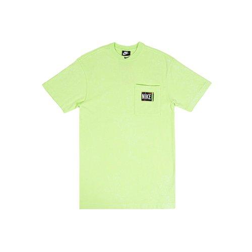 NSW Dress Ghost Green Black CZ9862 358