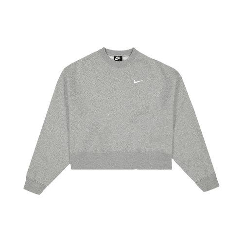 WMNS NSW Crew Fleece Trend Grey CK0168 063