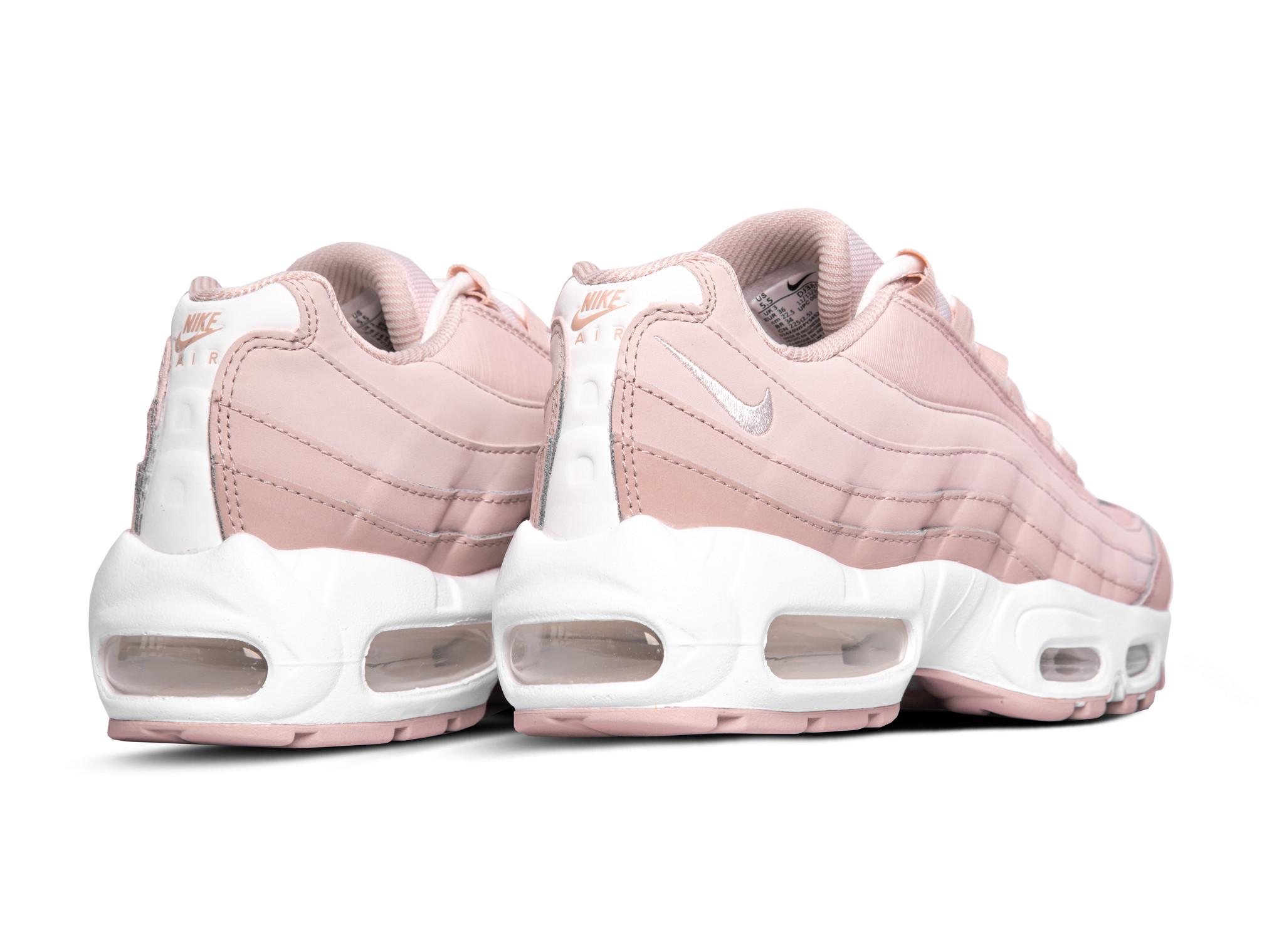 Nike W Air Max 95 Pink Oxford Summit White Barely Rose DJ3859 600