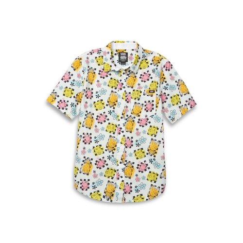 x Spongebob Airbrush Buttondown Blouse VN0A5FOOZAS1