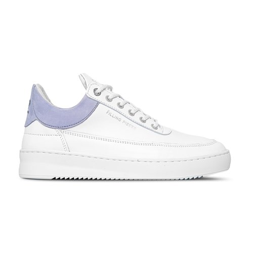 Low Eva Nappa White Lavender 51322901902