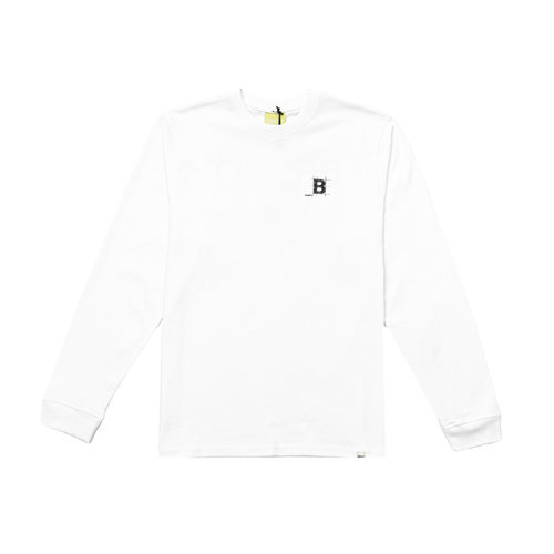 Blueprint Longsleeve White BT1020 008