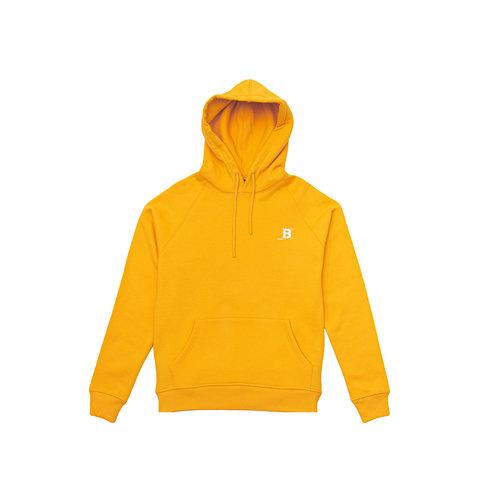 Blueprint Hoodie Saffron BT1020 005