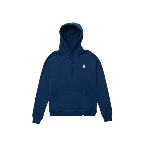 Blueprint Hoodie Lapis Blue BT1020 003