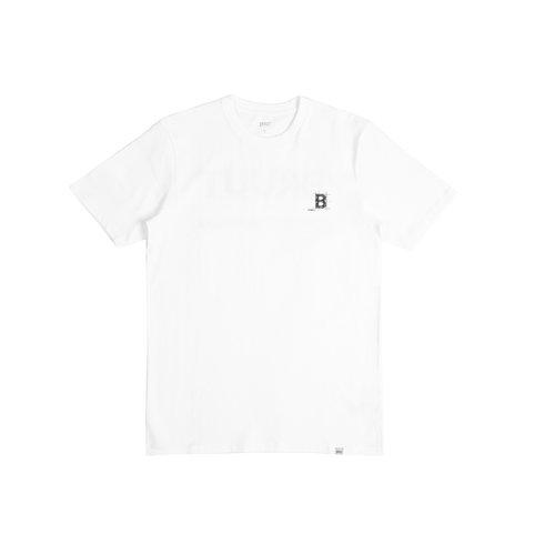 Blueprint Tee White BL1020 01