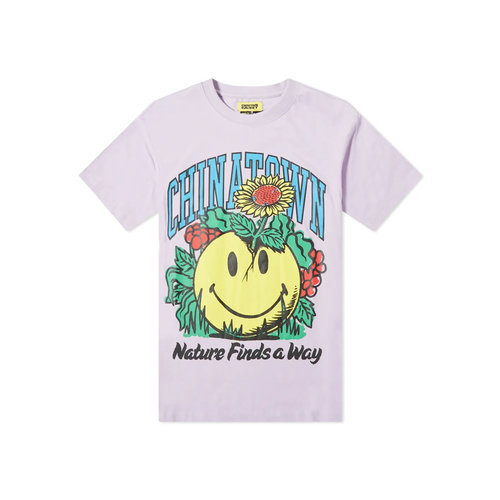 Smiley Planter Tee Purple CTM1990536 0809