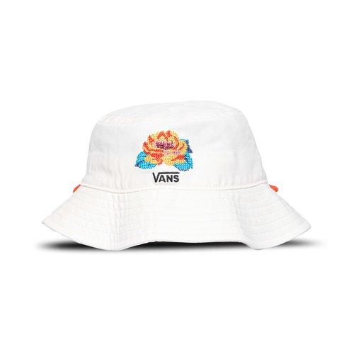 Anaheim Needlework Bucket Hat Natural VN0A5I3P7VJ1