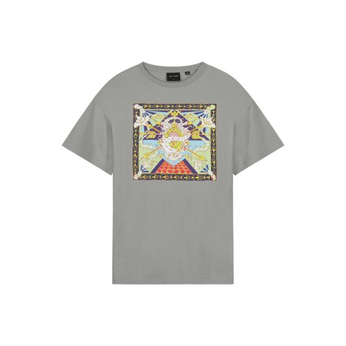 Leval SS Tee Grey 2121020