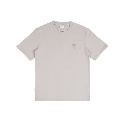 Lux Tee Cool Grey 8811373 1932