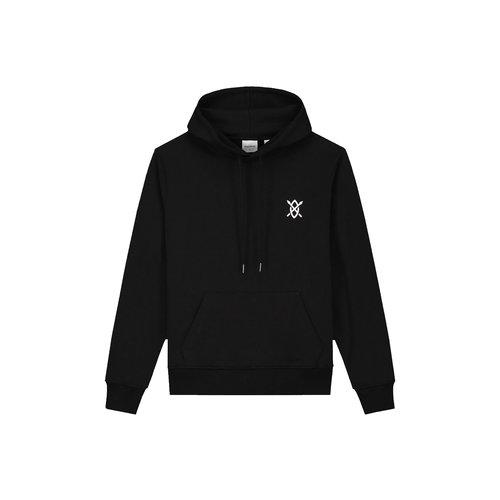 London Store Hoodie Black 1000090