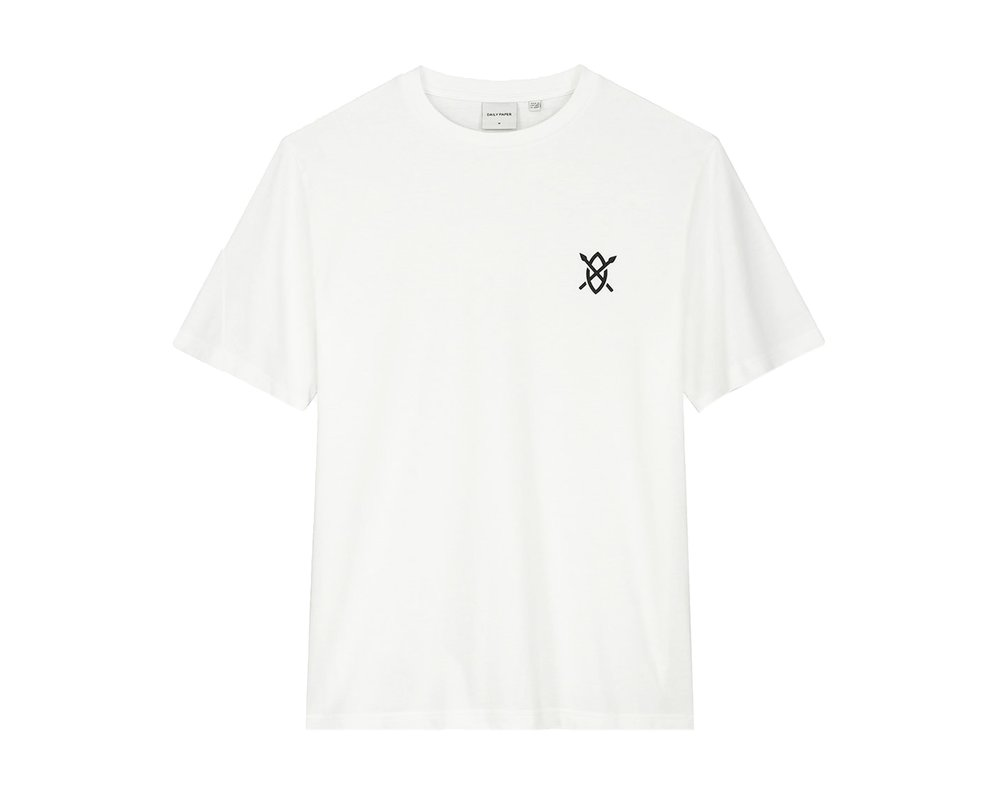 Daily Paper London Store Tee White 1000088