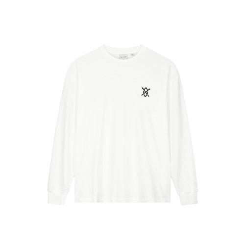 London Store Longsleeve White 1000089