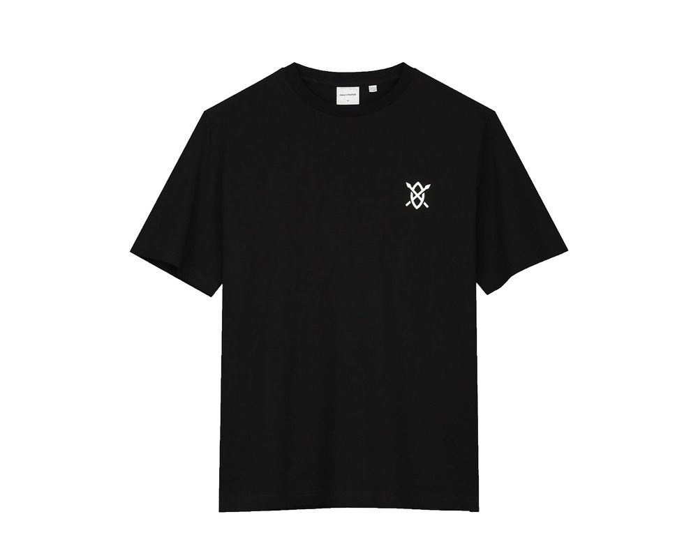Daily Paper London Store Tee Black 1000087