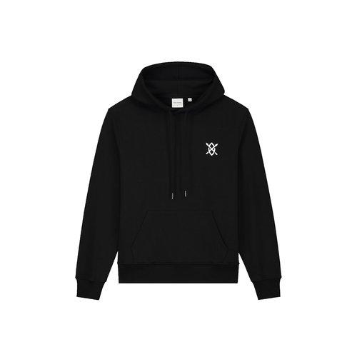 Amsterdam Store Hoodie Black 1000092