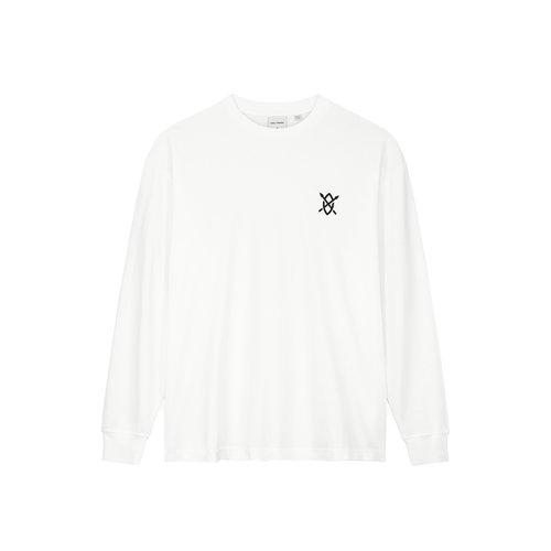 New York Store Longsleeve White 1000094