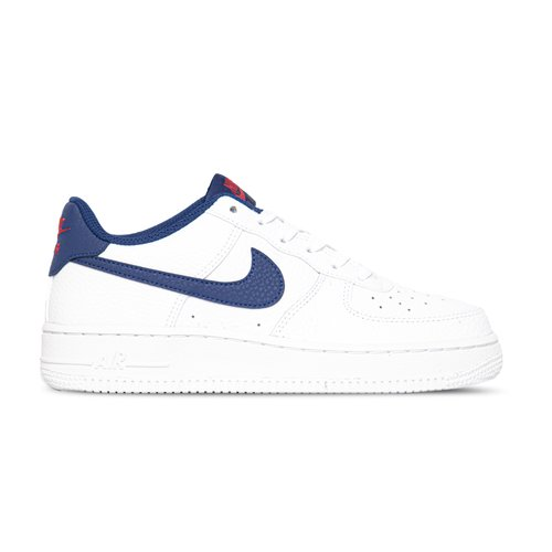 Air Force 1 GS White Deep Royal Blue University Red CT3839 101