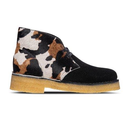 Desert Boot 221 Cow Print Wmns 26161098