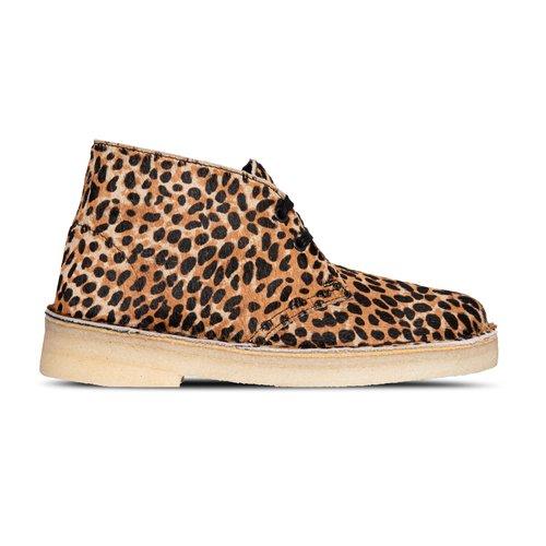 Desert Boot Leopard Part Pony Wmns 26154161