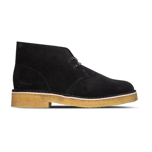 Desert Boot 221 Black Suede 26155855