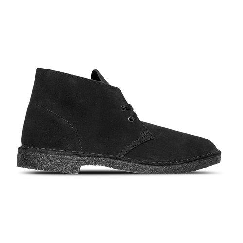 Desert Boot Black Suede Wmns 26155524