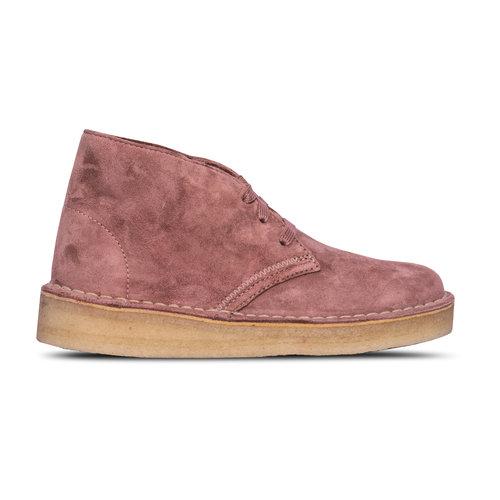 Desert Coal Dusty Pink Suede 261632514050