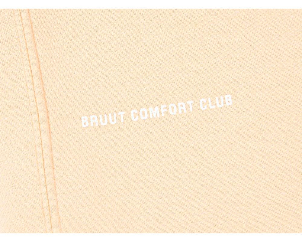 Bruut Comfort Club Crewneck Peach Poppy BC1020 001