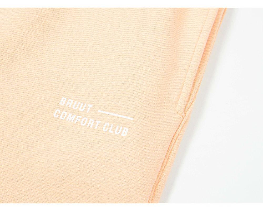 Bruut Comfort Club Short Peach Poppy BC1020 004