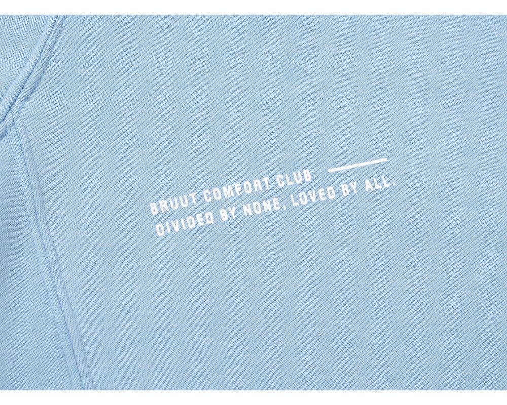 Bruut Comfort Club Crewneck Nemophila BC1020 014