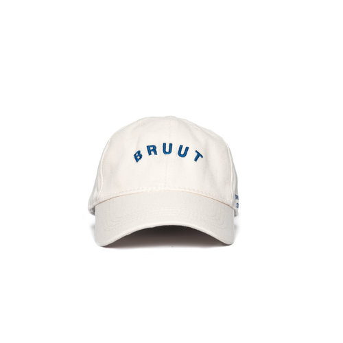 Arch Logo Cap Off White Blue