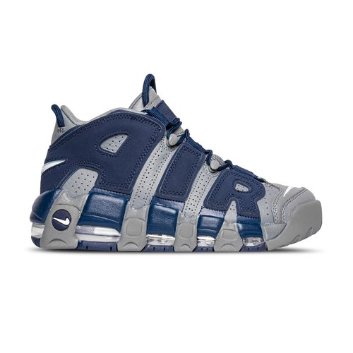 Air More Uptempo '96 Cool Grey White Midnight Navy 921948 003