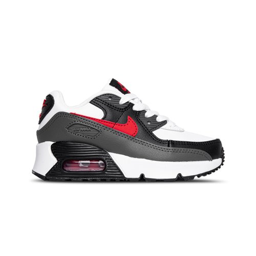 Air Max 90 LTR PS White University Red Iron Grey Black CD6867 113