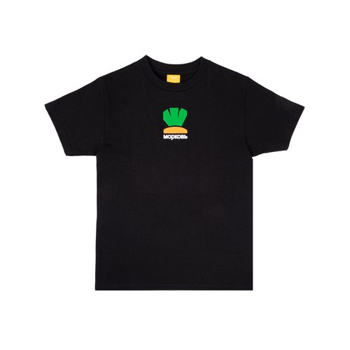 Morkov Tee Black CRTSSP 0001