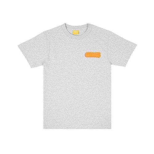 Hit Up Tee Grey Orange CRTSSP HUSSG
