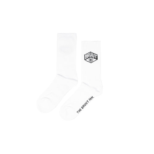 Eye Sock White BT013