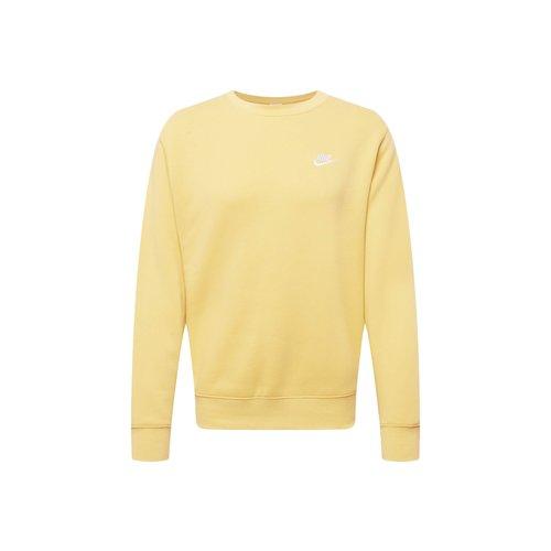 NSW Club Fleece Crewneck Opti Yellow BV2662 700