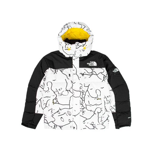 BB Himalayan Parka White Shan Search Rescue Print NF0A55I626C
