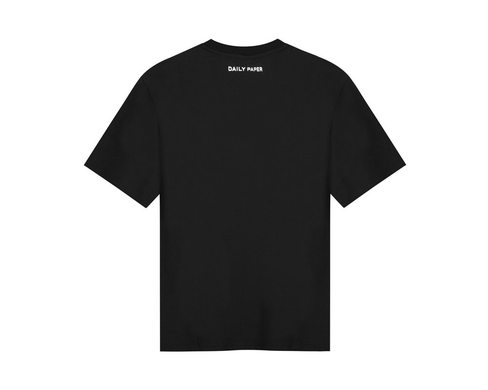 Daily Paper Lutalo SS Tee Black 2121009