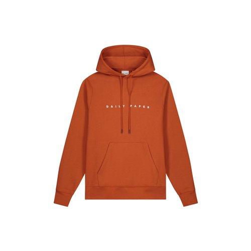 Alias Hoodie Orange Clay 2122005