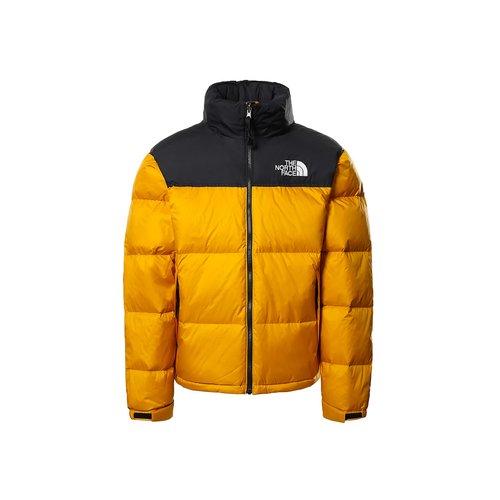 1996 Retro Nuptse  Jacket Arrowwood Yellow  NF0A3C8DH9DM