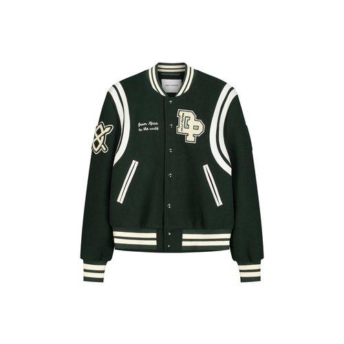 Hobe Varsity Jacket Mountain Green 2123046