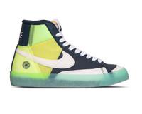 Nike Blazer Mid '77 GS Armory Navy White Summit White DO2699 400