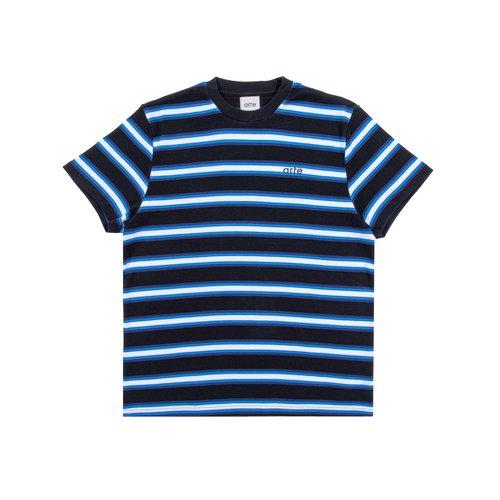 Tino Stripes Blue White Black AW21 137T