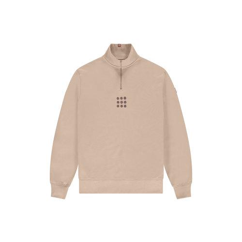 Testudo Sweater Taupe TNO113