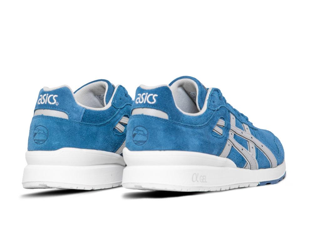 ASICS GT II Azure Smoke Blue 1201A387 400
