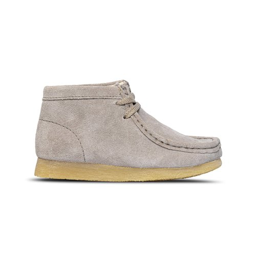 Wallabee Boot Kids Sand Suede 0061370046