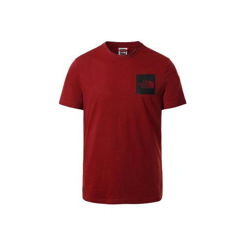 Fine Tee Brick House Red NF00CEQ5BDQ