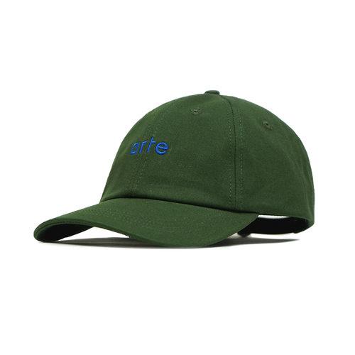 Cragg Logo Cap Green AW21 124AC