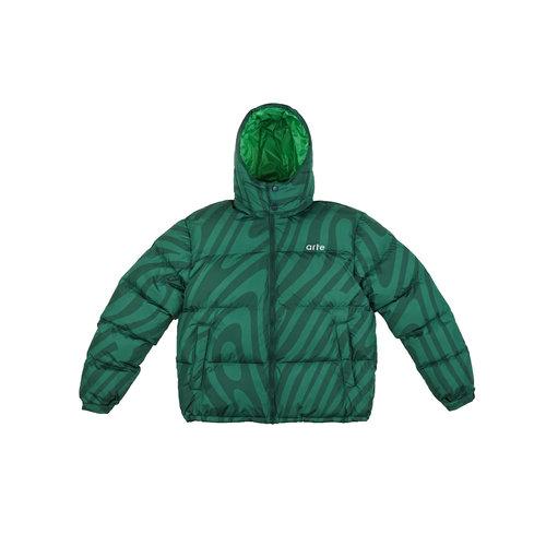 Joey Psych Green Dark Green AW21 097J