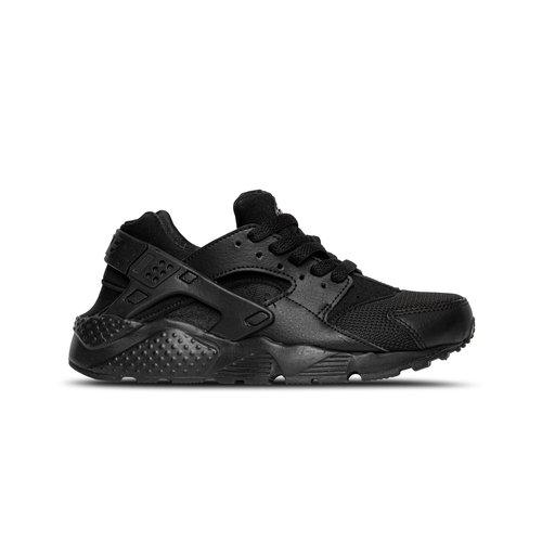 Huarache Run GS Black Black 654275 016