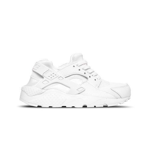 Huarache Run GS White White 654275 110